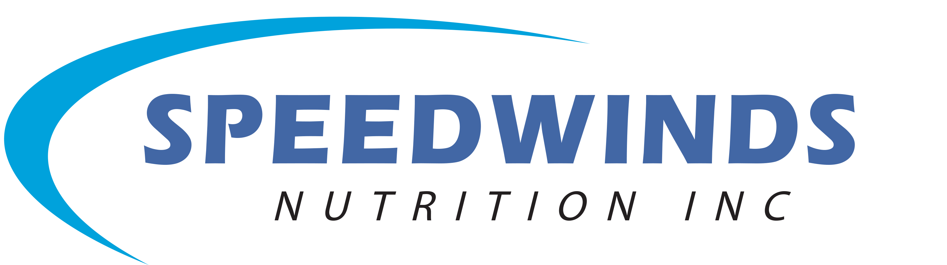 Speedwinds Nutrition, Inc.