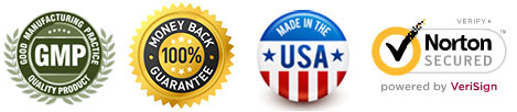 Money Back Guarantee, Made in the USA, Your purchase is secure